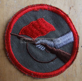 om636 - 13 - Kampfgruppen KG Uniform Sleeve Patch