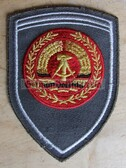 om652 - 16 - NVA FAEHNRICH RANK SLEEVE PATCH - warrant officer