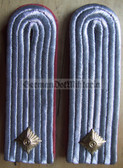 sblap021 - UNTERLEUTNANT - Panzertruppen - Tank Service - pair of shoulder boards