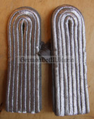 sblv033 - OFFICER BLANK - Luftverteidigung - Air Defence - pair of shoulder boards