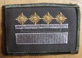 sbutv024 - FELDDIENST UTV HAUPTMANN - all branches of the army and border guards