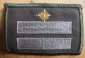 sbutv025 - FELDDIENST UTV MAJOR - all branches of the army and border guards
