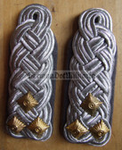 sblv027 - OBERST - Luftverteidigung - Air defence - pair of shoulder boards