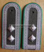sbgt007 - OBERFELDWEBEL - Grenztruppen - Border Guards - pair of shoulder boards