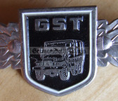 qs024 - 27 - GST Qualifizierungsspange qualification clasp military driver specialisation - worn on uniforms