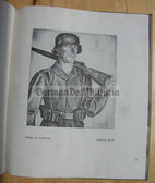 lwb001 - ZWISCHEN EMS UND SCHELDE - Luftwaffe soldiers in Holland with many photos & illustrations