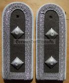 sblaw007 - 2 - OBERFELDWEBEL - Infanterie - Infantry - pair of shoulder boards