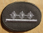 sbutvc008 - FELDDIENST UTV STABSFELDWEBEL - cap insignia - all branches of the army and border guards
