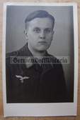 lwpc083 - Luftwaffe Soldat studio portrait photo