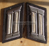 sbbs039 - 16 - NVA Army officer Collar Tabs - Dress Uniform