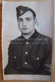 sspc003 - RAD Reichsarbeitsdienst studio portrait photo