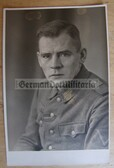 wpc472 - Wehrmacht soldier Studio Portait Photo