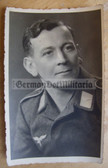 lwpc006 - Luftwaffe Soldier Studio Portrait photo