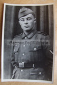 wpc480 - Wehrmacht soldier studio portrait photo
