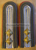 sblap012 - 2 - OBERFAEHNRICH - Panzertruppen - Tank Service - pair of shoulder boards