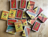 wo145 - 21 - East German match box as pocket fillers for your NVA uniforms - matches