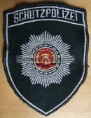 om198 - 4 - SCHUTZPOLIZEI SLEEVE PATCH for uniform jackets - VP Police - 2x rp0