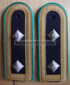 sbgbk007 - OBERMEISTER - Grenzbrigade Kueste - Coastal Border Guards - pair of shoulder boards