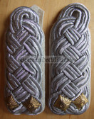 sblaw026 - OBERSTLEUTNANT - Infanterie - Infantry - pair of shoulder boards