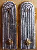 sblay021 - 3 - UNTERLEUTNANT - Nachrichten - Signals - pair of shoulder boards