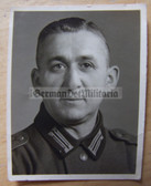 wpc494 - Wehrmacht Soldat studio portrait photo