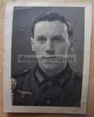 wpc497 - Wehrmacht Soldat with Shooting Lanyard studio portrait photo - dated November 1939