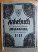 ob132 - c1942 NSRKB Reichskriegerbund War Veterans Organisation Yearbook