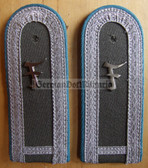 sbl009 - FAEHNRICHSCHUELER YEAR 1 - Luftstreitkraefte - Airforce - pair of shoulder boards