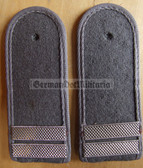 sblv003 - STABSGEFREITER - Luftverteidigung - Air Defence - pair of shoulder boards