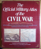 wb008 - HUGE US book THE OFFICIAL MILITARY ATLAS OF THE CIVIL WAR