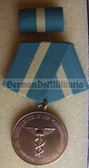 om969 - 2 - ZOLLVERWALTUNG DER DDR - East German Customs Treue Dienste Long Service Medal in Gold