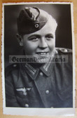 wpc047 - Wehrmacht soldier with overseas cap