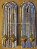 sbl022 - LEUTNANT - Luftstreitkraefte - Airforce - pair of shoulder boards