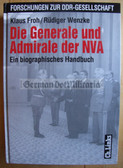 wb038 - 3 - The Generals and Admirals of the NVA - A biographical handbook - great reference