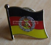 om401 - 81  - East Germany GDR DDR - lapel flag pin - different designs available