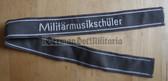 om099 - NVA Army Orchestra Band MILITÄRMUSIKSCHÜLER  uniform cuffband