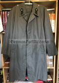 wo131 - Austrian Army Uniform Trench Coat