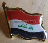 dr005 - Iraqi Flag Patriotic Pin