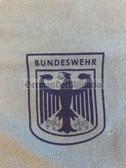 wo162 - Bundeswehr sports PE T-Shirt - size 5