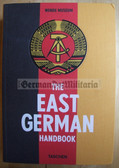ob022 - 3 - THE EAST GERMAN HANDBOOK - huge reference book in German and in English