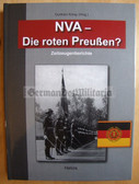 wb003 - NVA DIE ROTEN PREUSSEN - NVA The Red Prussians - German book
