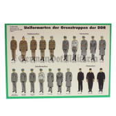 Grenztruppen - Border Guards - Reference photo library