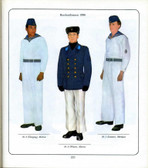 Volksmarine - Navy Sailor Conscripts - Reference photo library