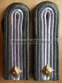 sblad011 - FÄHNRICH - Rueckwaertige Dienste - Rear Services - pair of shoulder boardS
