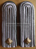 sblad021 - UNTERLEUTNANT - Rueckwaertige Dienste - Rear Services - pair of shoulder boardS