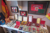 Collection Displays of Badges, Medals and Misc from Customers & Friends of GermanDotMilitaria - Reference Library