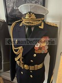 Collection Displays of Uniforms & Headgear from Customers & Friends of GermanDotMilitaria - Reference Library