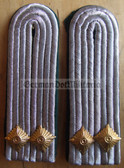 sblad022 - LEUTNANT - Rueckwaertige Dienste - Rear Services - pair of shoulder boardS