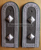 sblad007 - OBERFELDWEBEL - Rueckwaertige Dienste - Rear Services - pair of shoulder boards
