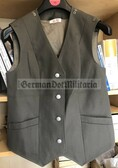 wo276 - female East German NVA Army Uniform vest